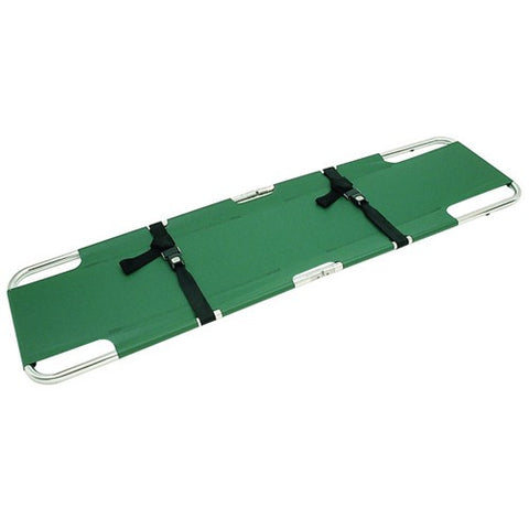 Easy Fold Plain Stretcher - Budget Medical Supplies