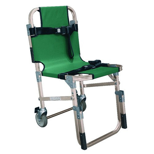 "Evacuation Chair with 5"" Rear Wheels - Budget Medical Supplies"