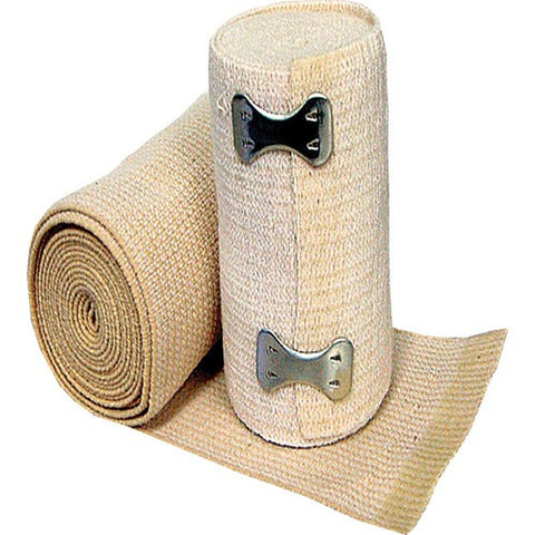 Elastic Bandage with Clip Lock - Budget Medical Supplies