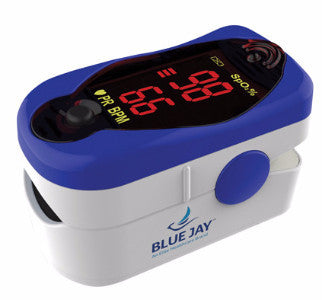 Comfort Fingertip Pulse Oximeter - Budget Medical Supplies