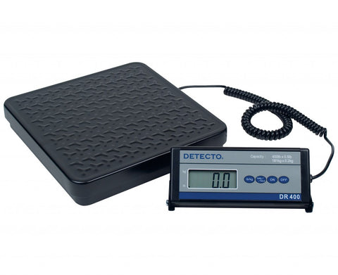 Detecto Visiting Nurse Digital Portable Scale Only - Budget Medical Supplies