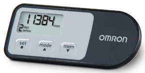 Aerobic Pedometer - Budget Medical Supplies