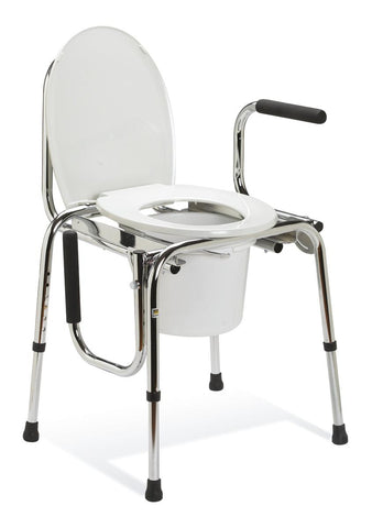 Drop-Arm Commode - Budget Medical Supplies