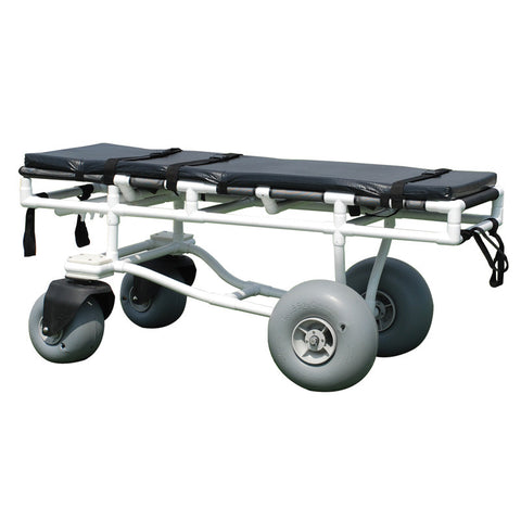 All Terrain PVC Stretcher - Budget Medical Supplies