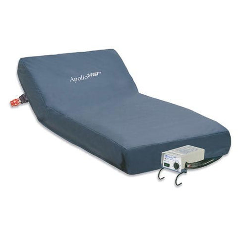 Apollo 3-Port Low Air Loss Mattress & APP System - Budget Medical Supplies