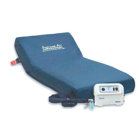 Supreme-Air Alternating Air Flotation Mattress System - Budget Medical Supplies