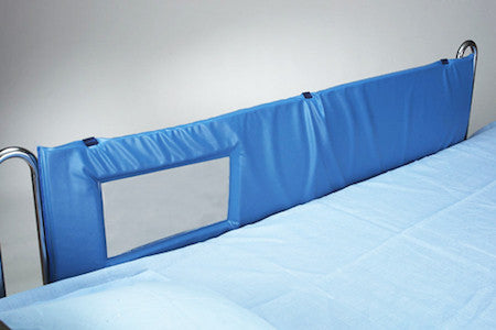 See-Thru Bed Rail Covers - Budget Medical Supplies