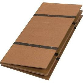Wooden Folding Bedboard - Gatch Type - Budget Medical Supplies