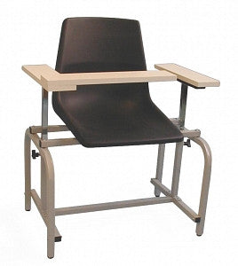 Blood Drawing Chair with Drawer - Budget Medical Supplies