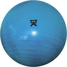 CanDo Deluxe ABS Inflatable Ball - Budget Medical Supplies