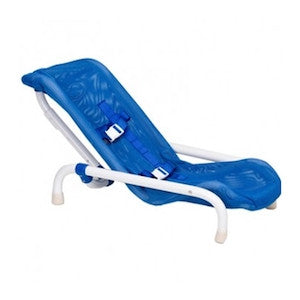 Deluxe Tilt-in-Space PVC Bath Chair - Budget Medical Supplies