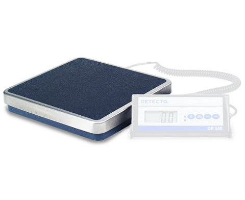 Case for Detecto Visiting Nurse Digital Portable Scale - Budget Medical Supplies