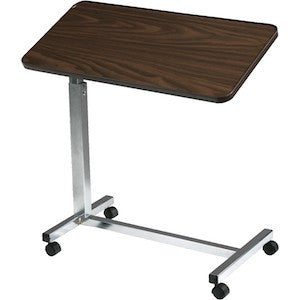 Economical Tilt Top Overbed Table - Budget Medical Supplies