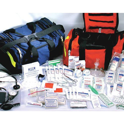 First Responder Kit with Contents - Budget Medical Supplies