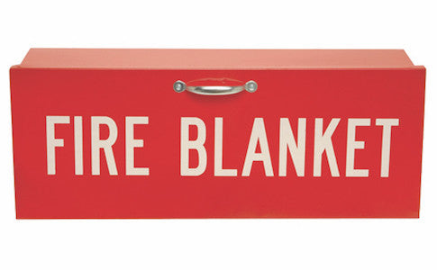 Fire Blanket & Cabinet - Budget Medical Supplies