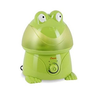 Ultrasonic Cool Mist Humidifier - Green Frog - Budget Medical Supplies