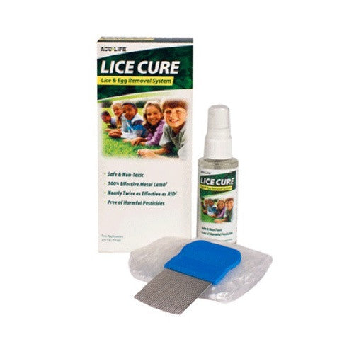 Lice Cure Kit - Budget Medical Supplies