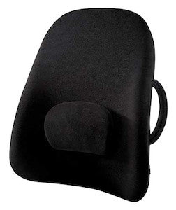 ObusForme Lowback Backrest Support - Budget Medical Supplies