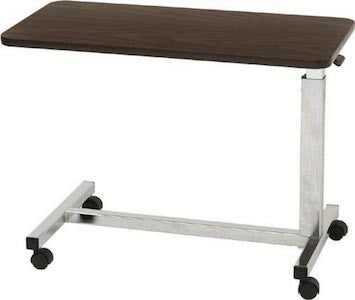 Low Bed Overbed Table - Budget Medical Supplies