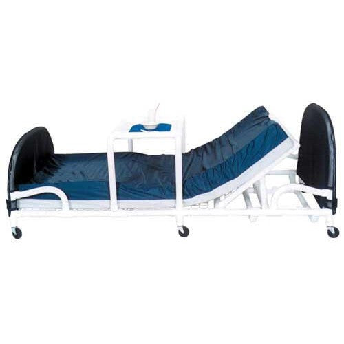 PVC Tubing Low Lightweight Bed Casters - Budget Medical Supplies