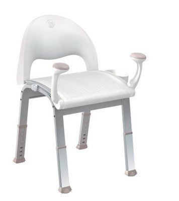 Moen Home Care Premium Shower Chair - Budget Medical Supplies