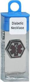 Medical Identification Necklace - Budget Medical Supplies