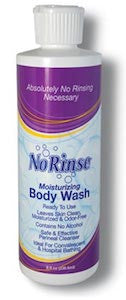 NoRinse Body Wash - Budget Medical Supplies