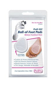 Pedi-GEL Ball-of-Foot Pads - Budget Medical Supplies
