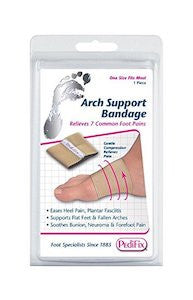 Arch Support Bandage - Budget Medical Supplies