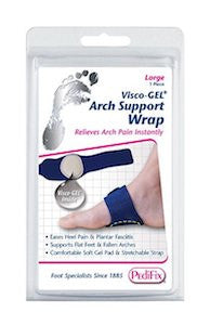 Visco-GEL Arch Support Wrap - Budget Medical Supplies