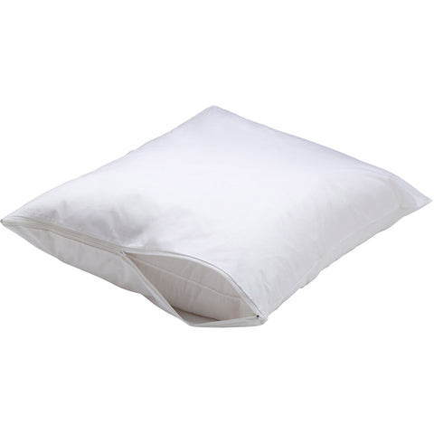 Allergy Relief Zippered Pillow Case - Budget Medical Supplies