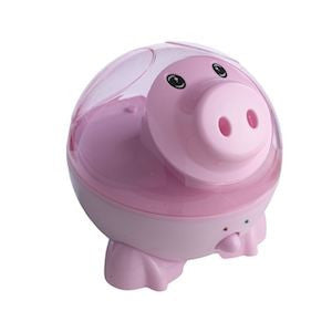 Ultrasonic Cool Mist Pediatric Humidifier - Puddles the Pig - Budget Medical Supplies