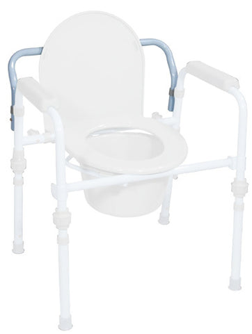 Commode Backrest Assembly - Budget Medical Supplies