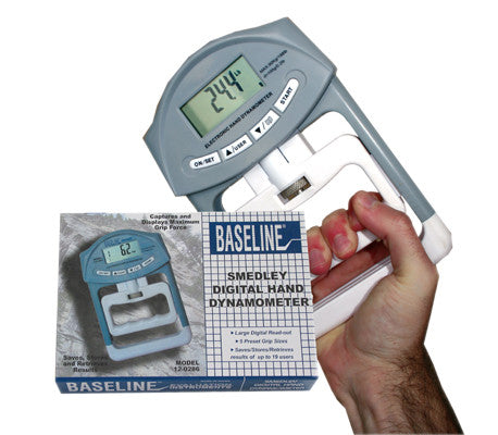 Baseline Electronic Smedley Spring Dynamometer - Budget Medical Supplies