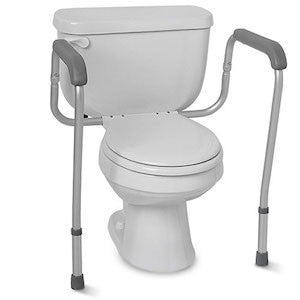 Toilet Safety Frame - Budget Medical Supplies
