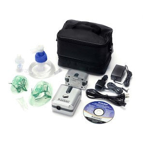 Traveler Portable Compressor Nebulizer System - Budget Medical Supplies