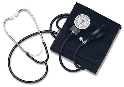 Two-Party Blood Pressure Kit - Budget Medical Supplies