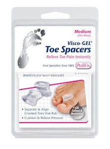 Visco-GEL Toe Spacer - Budget Medical Supplies