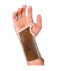 "7"" Wrist Brace with Palm Stay - Budget Medical Supplies"