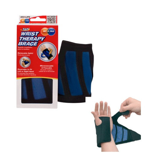 360 Hot & Cold Wrist Therapy Brace - Budget Medical Supplies