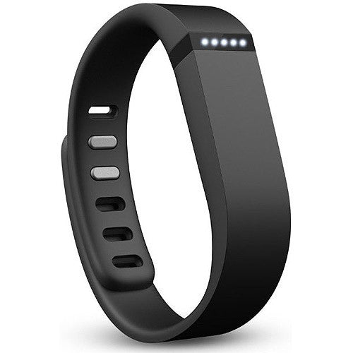Fitbit Flex Wireless Wristband Track Activity with Sleep (Black)
