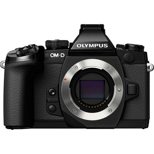 Olympus OM-D E-M1 Mirrorless Micro Four Thirds Black Digital Camera