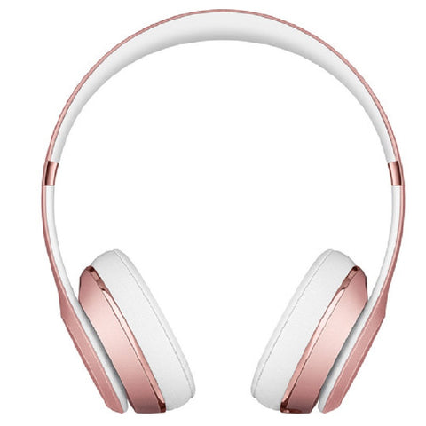 Beats Solo3 Wireless On-Ear Headphones (Rose Gold)