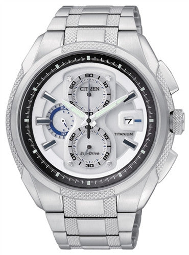 Citizen Eco-Drive Analog CA0201-51B Watch (New with Tags)