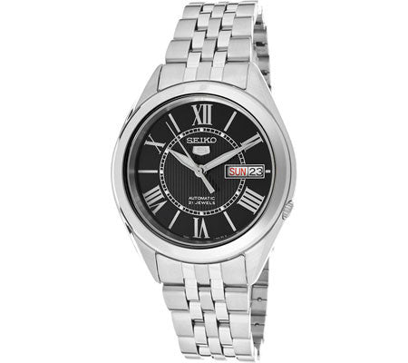 Seiko 5 Automatic SNKL33 Watch (New with Tags)