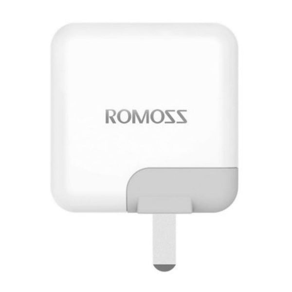 Romoss AC12S Dual USB Port Power Supply Adapter