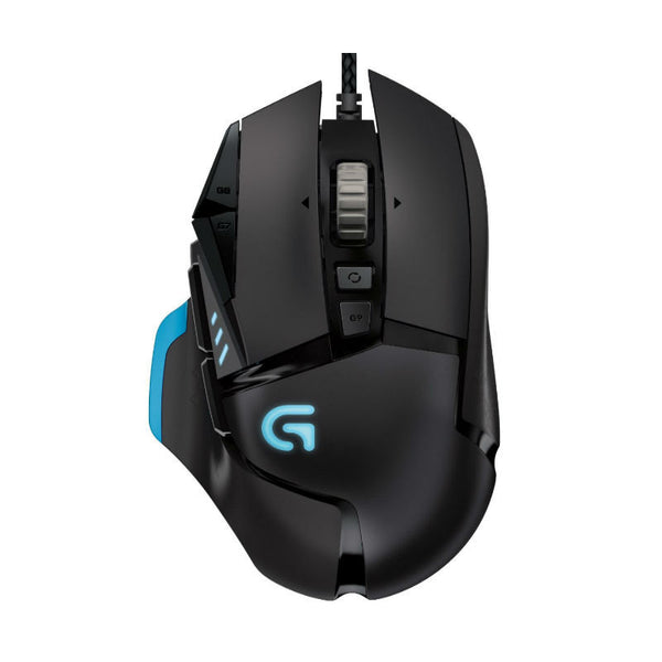Logitech G502 Proteus Spectrum RGB Gaming Mouse (Black)