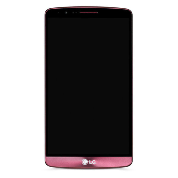 LG G3 32GB 4G LTE Burgundy Red (D855) Unlocked