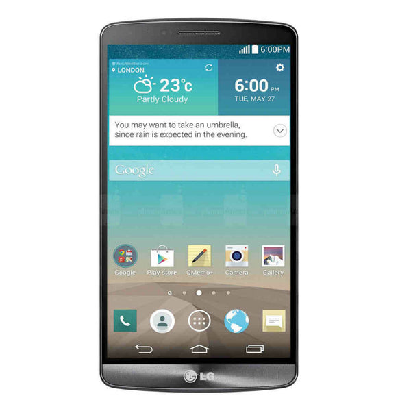 LG G3 16GB 4G LTE Metallic Black (D855) Unlocked