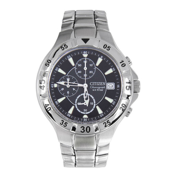 Citizen Chronograph Sports AN3330-51E Watch (New with Tags)